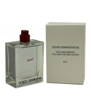 Dolce&Gabbana The One Sport TESTER мужской