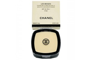 Пудра Chanel Les Beiges 2 в 1