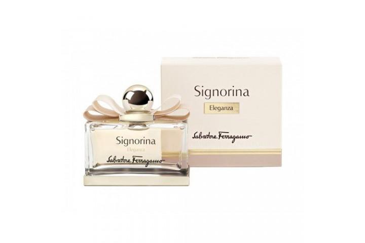 Женская парфюмерная вода Salvatore Ferragamo Signorina Eleganza (Сальваторе Феррагамо Синьорина Элеганза)