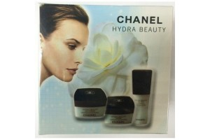 Набор кремов для лица Chanel Hydra Beauty из 3 кремов
