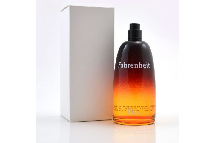 Dior Fahrenheit TESTER мужской
