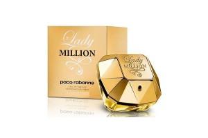 Женская парфюмерная вода Paco Rabanne Lady Million (Пако Рабан Леди Миллион)