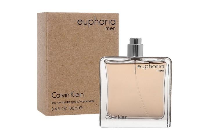 Calvin Klein Euphoria Men TESTER мужской
