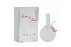 Женская туалетная вода Valentino Rock 'n Rose Couture white (Валентино Рок Эн Роуз Кутюр Вайт)