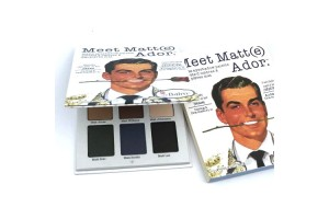 Тени для век The Balm Meet Matt(e) Ador