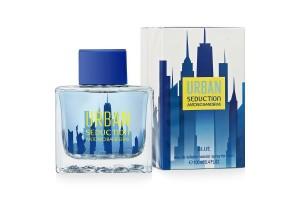 Мужская туалетная вода Antonio Banderas Urban Seduction Blue for Men (Антонио Бандерас Урбан Седукшион Блю мен)