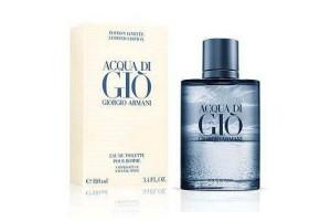 Мужская туалетная вода Giorgio Armani Acqua Di Gio Blue Edition мужские