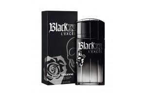 Мужская туалетная вода Paco Rabanne Black XS L`Exces For Him (Пако Рабан Блек Икс Эс Лексес Пур Хом)