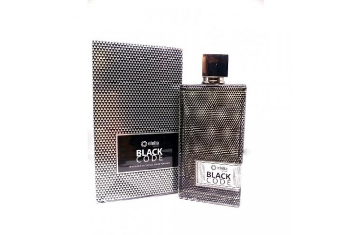 Efolia Black Code, edp 100ml
