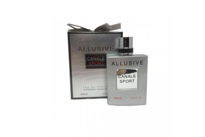 Fragrance World Allusive Canale Sport edp 80 ml