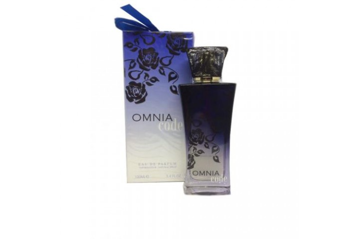 FRAGRANCE WORLD OMNIA CODE, EDP 100 ML