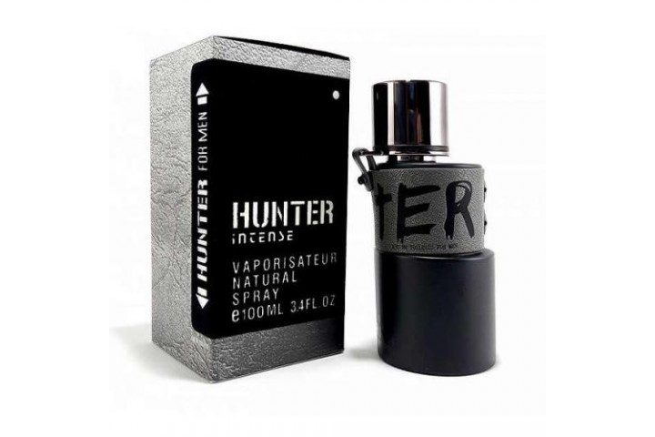 Hunter for intense men, 100 ml