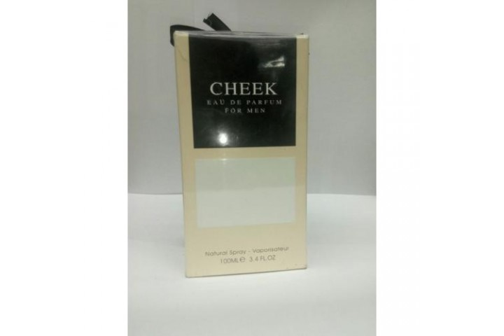 Fragrance World CHEEK for men 100ml, edp