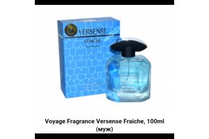 Voyage Fragrance Versense Fraiche, 100 ml, Men