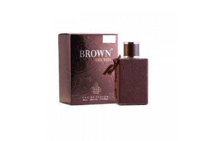 Fragrance World Brown Orchid, 80 ml, Men