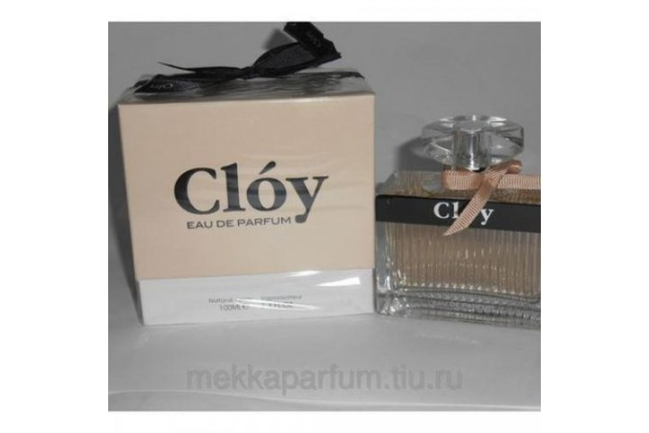 Fragrance World Cloy  100 ml, Fem