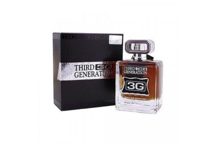 Fragrance World Third Generation, 100 ml