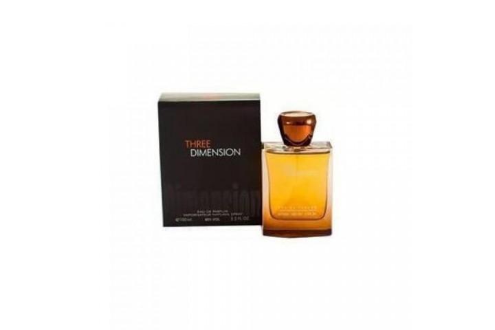 Fragrance World Three Dimension, 100 ml