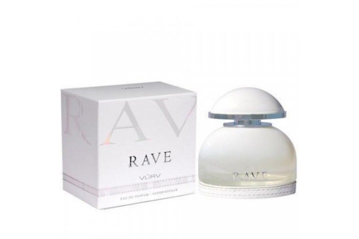 Vurv Rave White, 100 ml, Wom