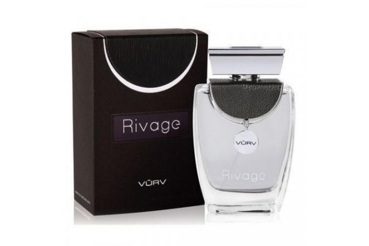 Vurv Rivage Black, 100 ml, Men