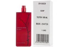 Armand Basi In Red De Parfum TESTER женский