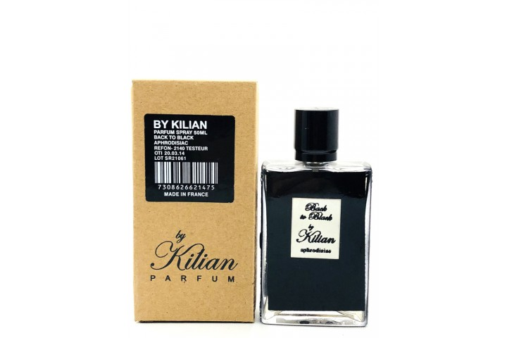 Kilian Back to Black by Kilian Aphrodisiac TESTER