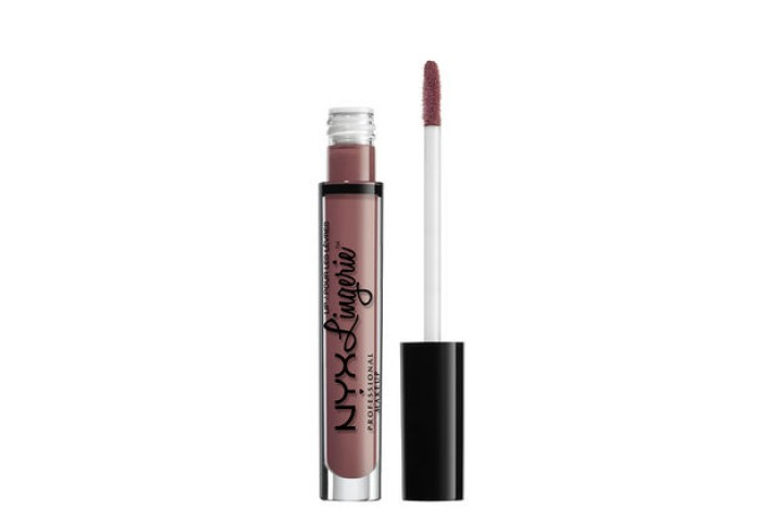 Жидкая матовая помада NYX LINGERIE Liquid Lipstick (в ассортименте)