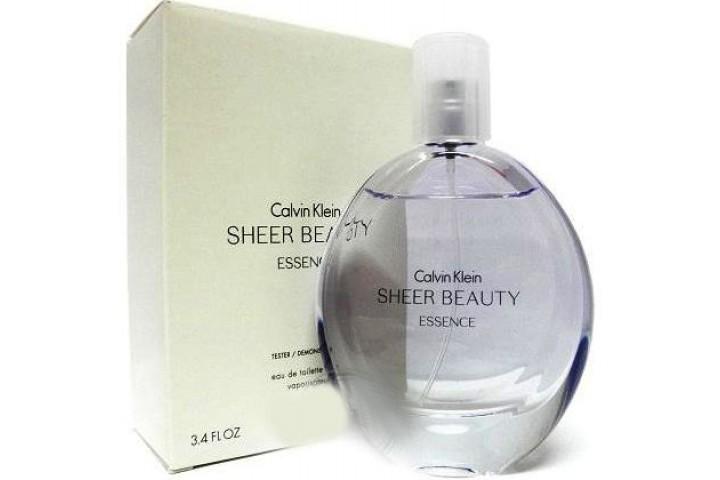 Calvin Klein Sheer Beauty Essence EDT TESTER женский