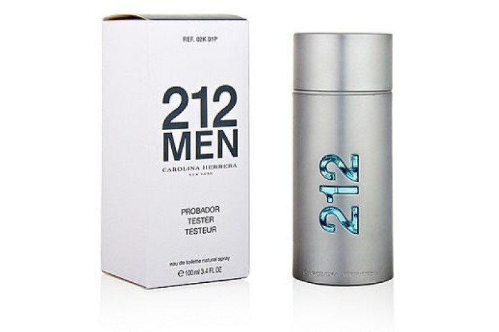 Carolina Herrera 212 Men TESTER мужской
