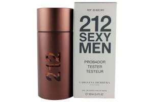 Carolina Herrera 212 Sexy Men TESTER мужской