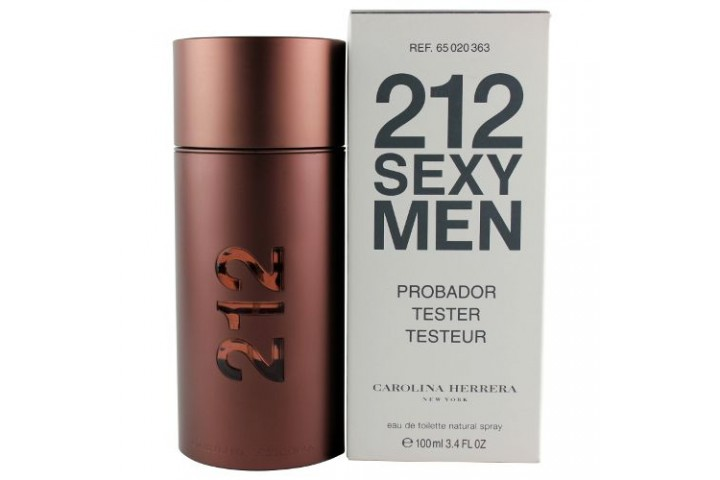 Carolina Herrera 212 Sexy Men TESTER мужской