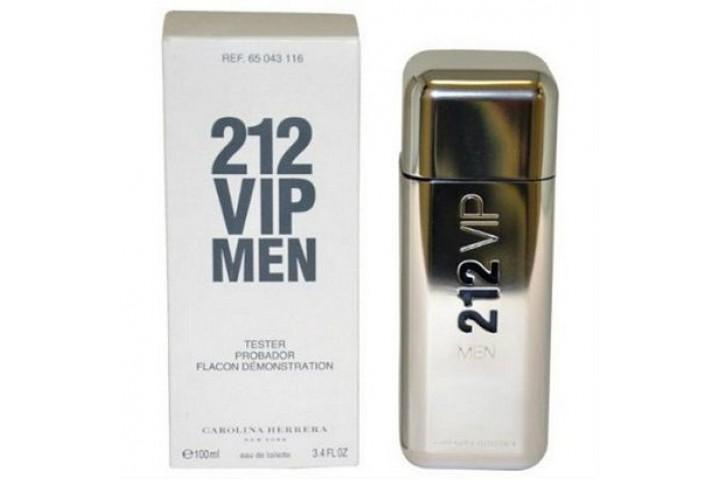 Carolina Herrera 212 Vip Men TESTER мужской