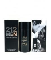 Мужская туалетная вода Carolina Herrera 212 Men Black