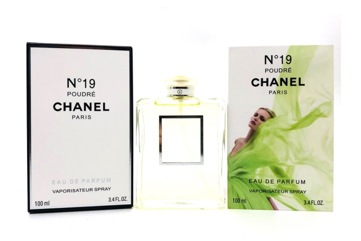 Женская парфюмерная вода Chanel №19 Poudre