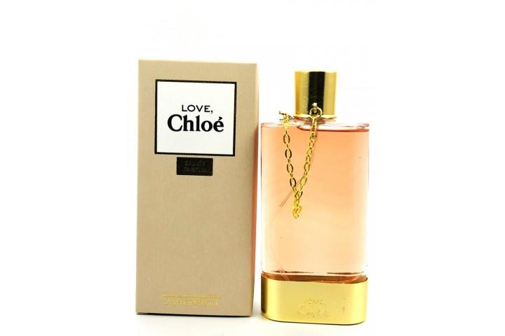 Женская парфюмерная вода Chloe Love 75 мл