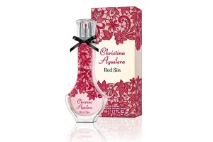 Женская парфюмерная вода Christina Aguilera Red Sin (Кристина Агилера Ред Син)