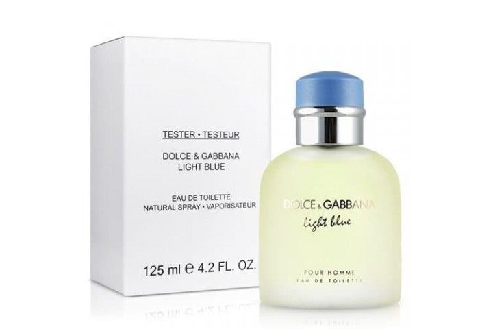 Dolce & Gabbana Light Blue TESTER мужской
