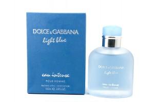 Мужская туалетная вода Dolce & Gabbana Light Blue Eau Intense