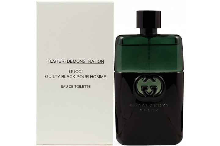 Gucci Guilty Pour Homme Black EDT TESTER