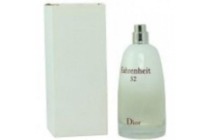 Christian Dior Fahrenheit 32 TESTER мужской