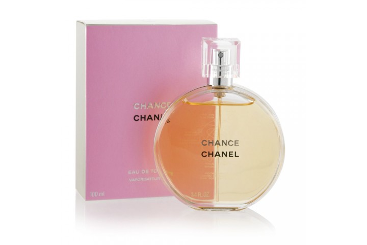 Женская парфюмерная вода Chanel Chance (Шанель Шанс)