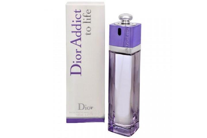 Женская парфюмерная вода Dior Addict To Life (Диор Эдикт Ту Лайф)