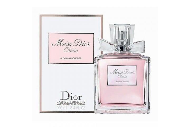 Женская парфюмерная вода Miss Dior Cherie Blooming (Мисс Диор Чери Блумин)