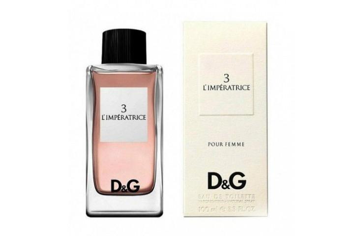 Женская туалетная вода Dolce&Gabbana L'imperatrice 3 (Дольче Габбана Императрица 3)