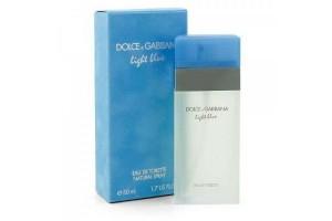 Женская туалетная вода Dolce & Gabbana Light Blue (Дольче Габбана Лайт Блю)