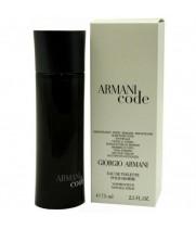 Giorgio Armani Black Code TESTER мужской