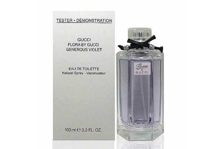 Gucci Flora by Gucci Generous Violet TESTER женский