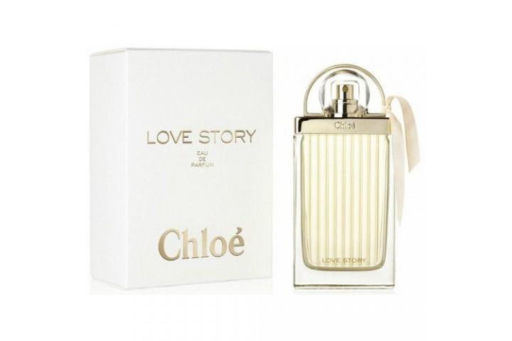 Женская парфюмерная вода Chloe Love Story (Хлоя Лав Стори)