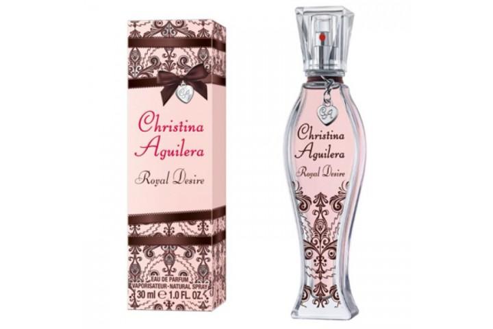 Женская парфюмерная вода Christina Aquilera Royal Desire (Кристина Агилера Роял Дизайе)