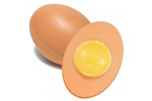 Очищающая пенка для лица Holika Holika Smooth Egg Skin Cleansing Foam